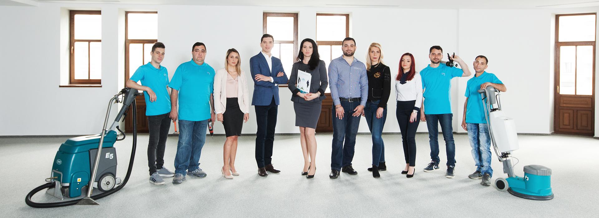 <h2>Companie de top din domeniul Facility Management</h2>